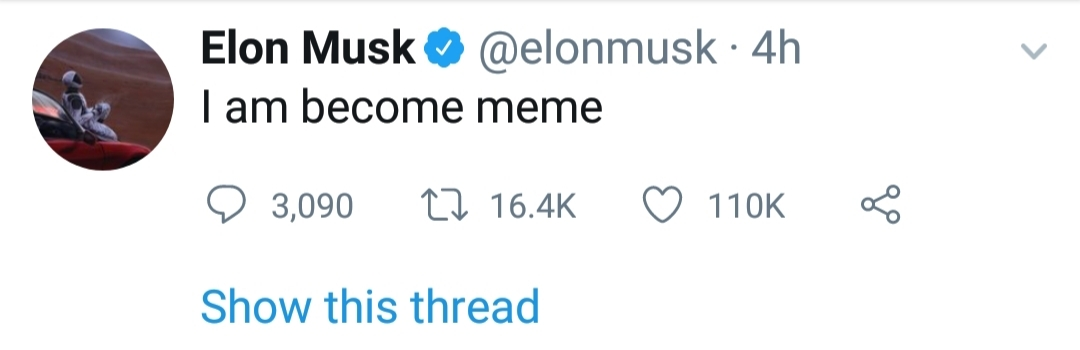 This an actual tweet and I love it - meme