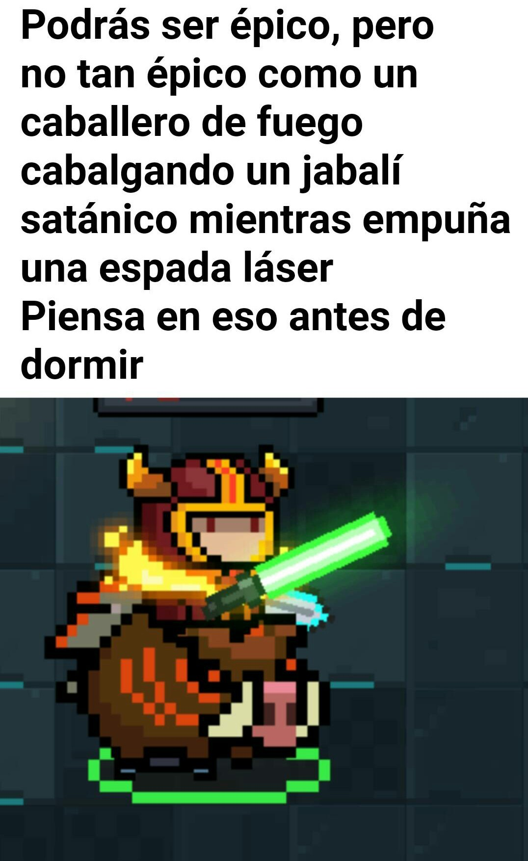 Soul knight - meme