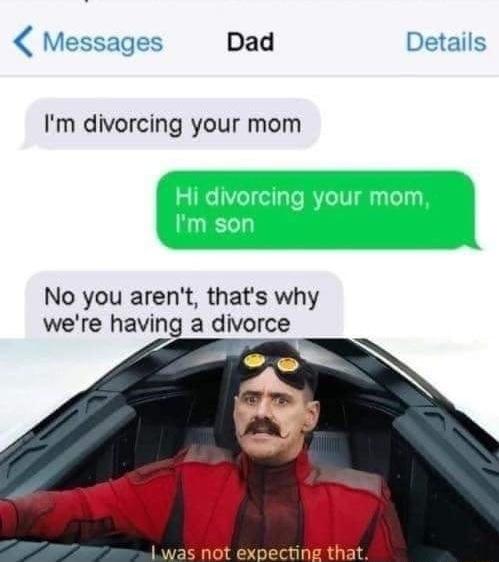 not expected - meme