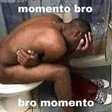 bro momento cuando un peruano muere por intoxicacion intestinal - meme