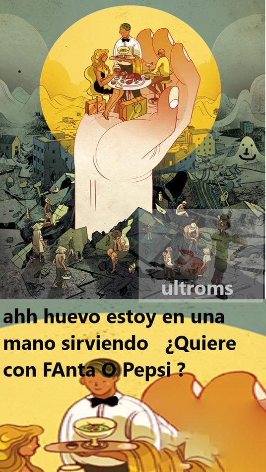 DEBATE SERIO : quien es mejor como personaje : JONATHAN DEL UNIVERSO PRINCIPAL O JONHY DEL ALTERNO - meme