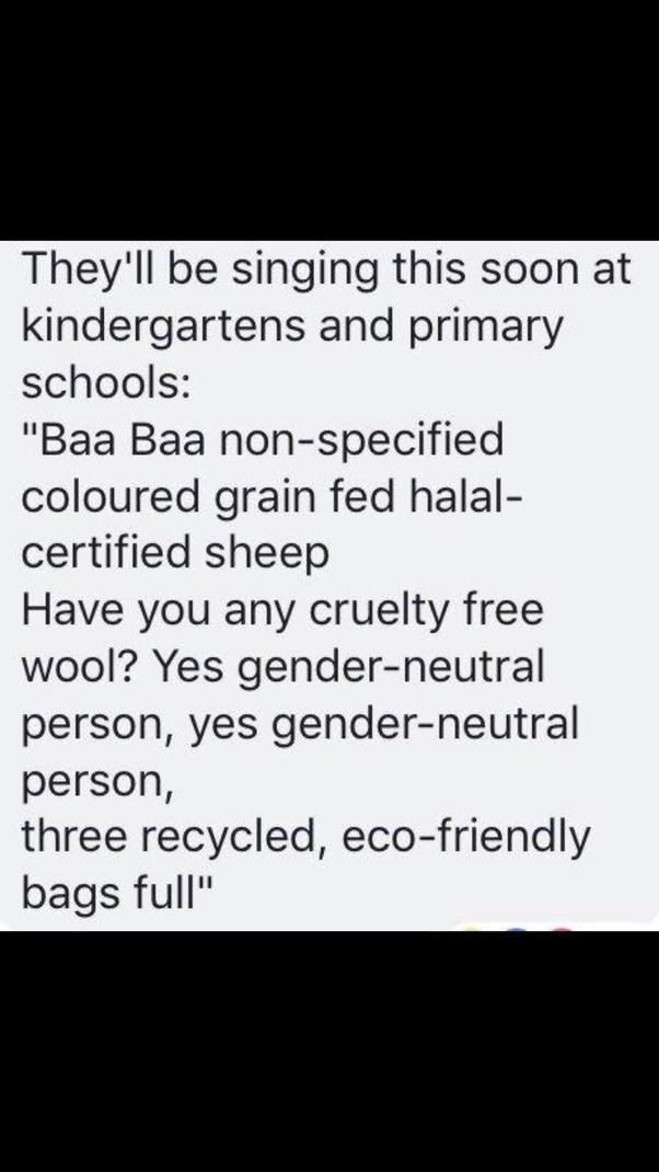 Gender neutral  - meme
