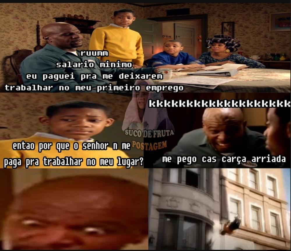 Julius nordestino  fds - meme