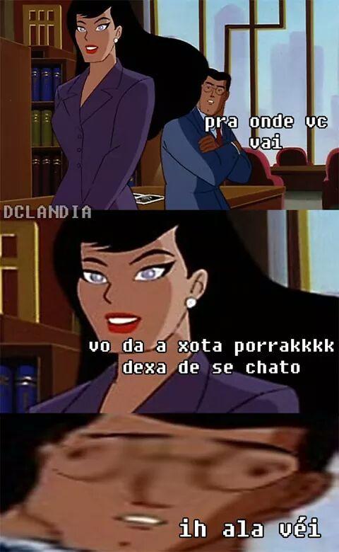 Lois Lane Puta (Literalmente) - meme