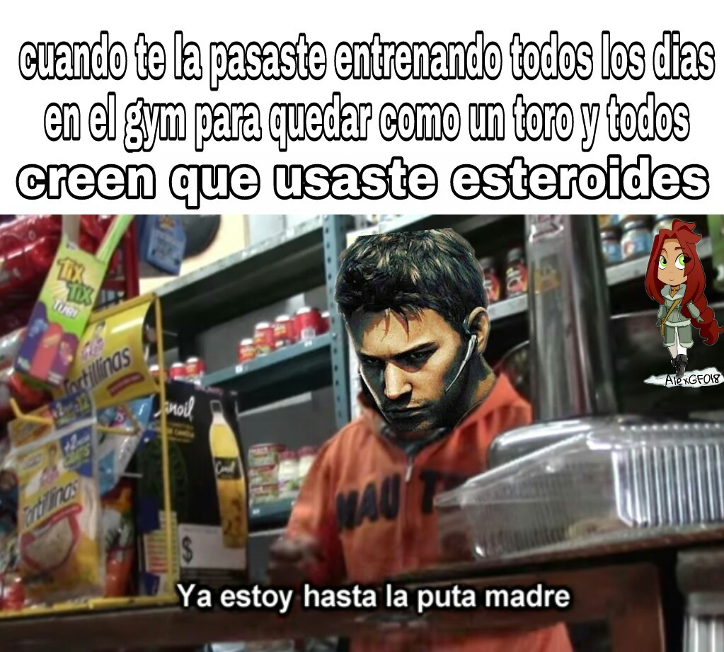 Pobre chris jaja - meme