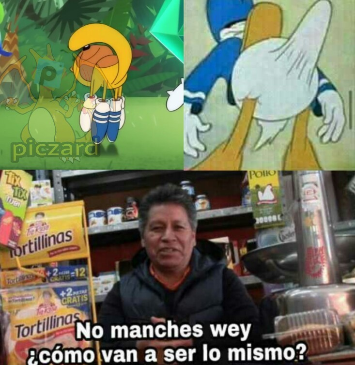 Top Memes De Pato Donald En Español Memedroid