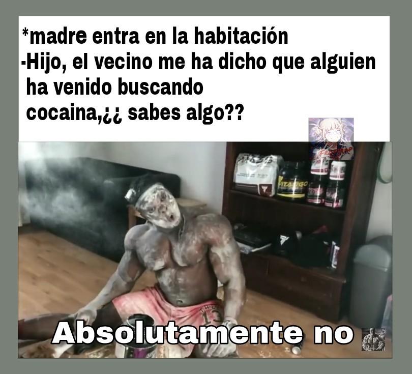 No a las drogas, bebe ZUMITOS meme