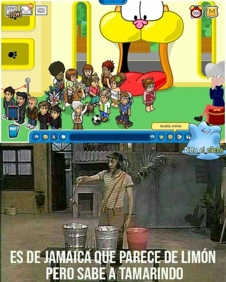 Mi infancia resumida en una imagen ahre xd - meme