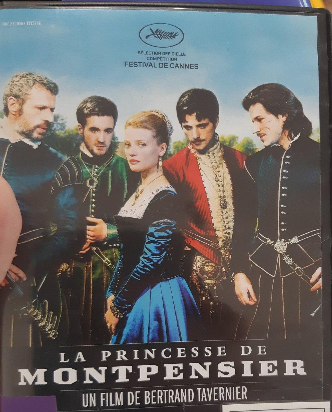 La princesse de Montpensier #brazzers - meme