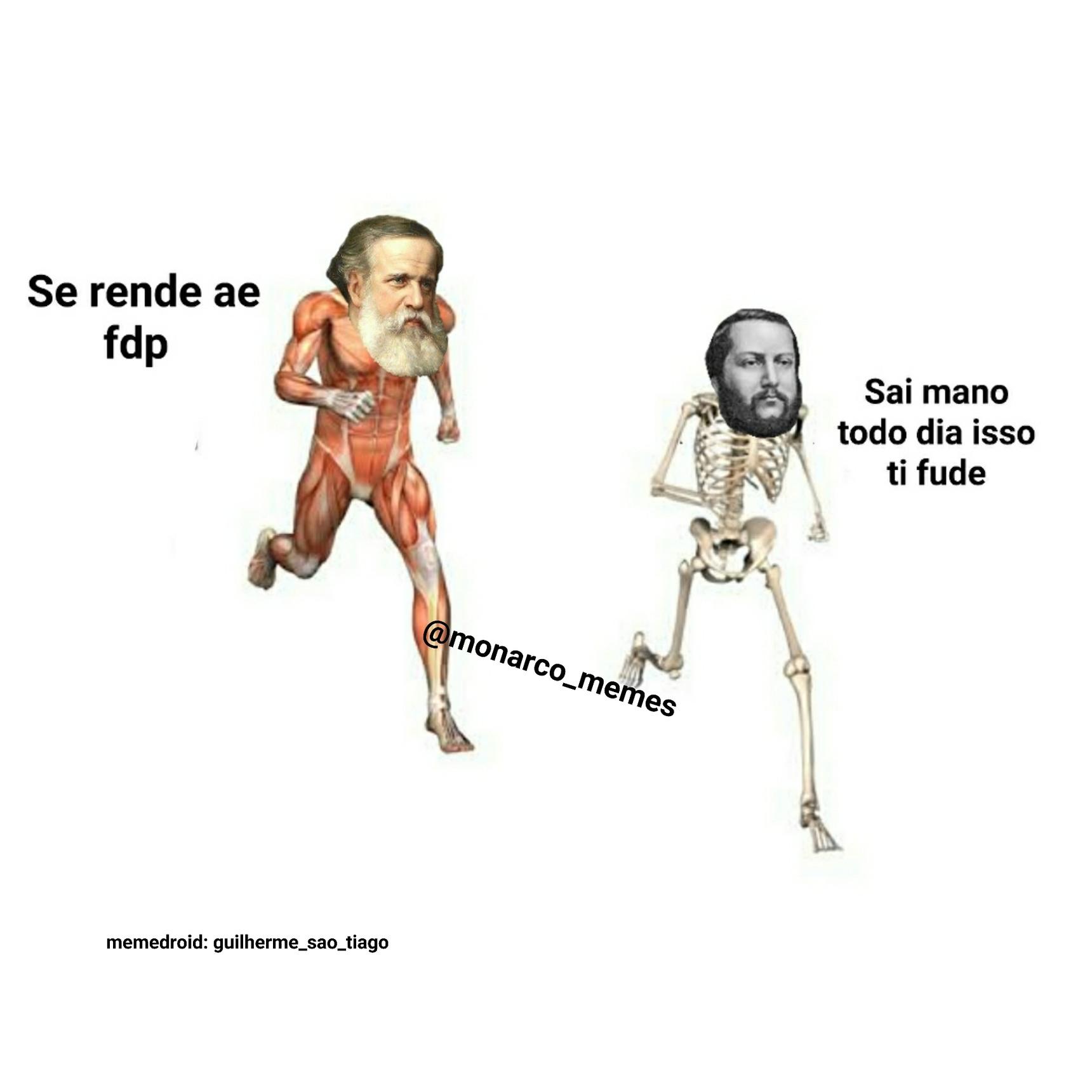 Mate um paraguaio na porrada - meme