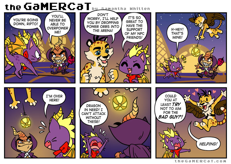 Spyro - meme