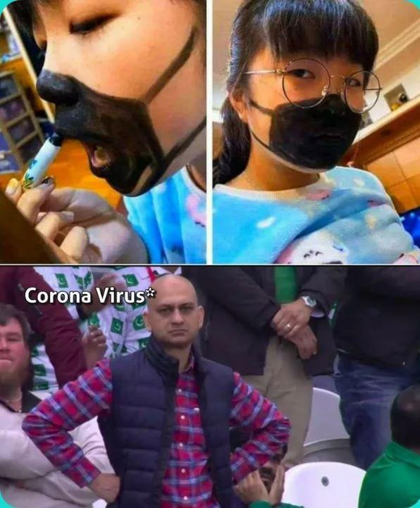Bamboozling Coronavirus - meme