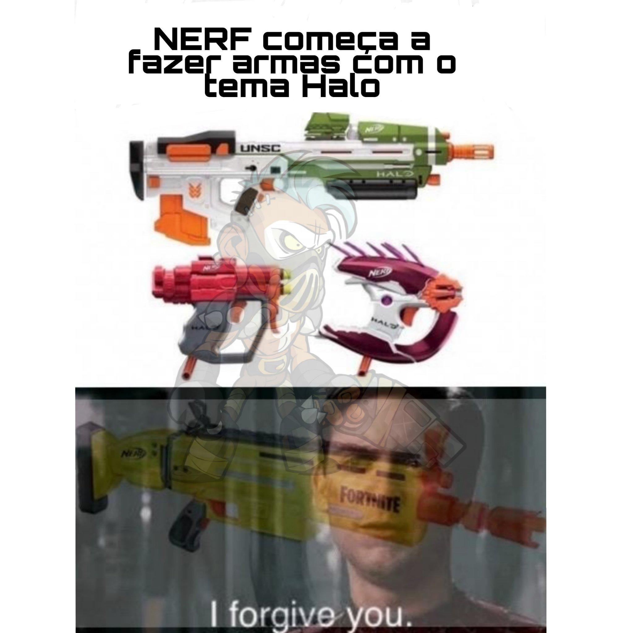 Fortnite esquecido - meme