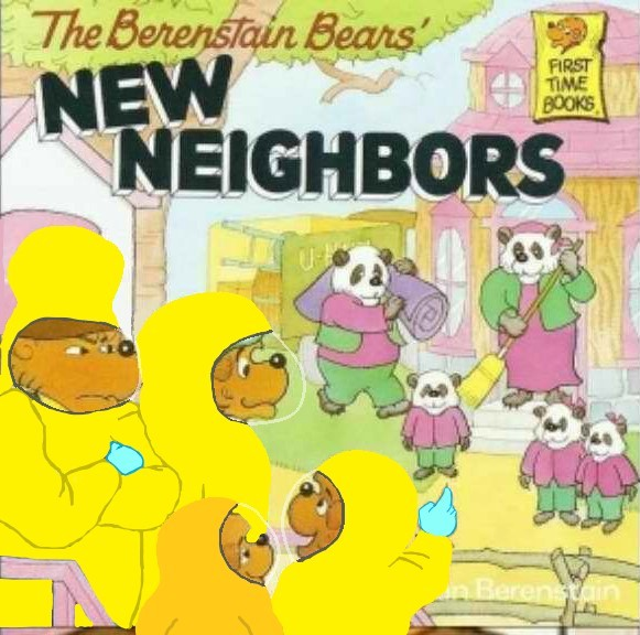 dongs in a neighbor - meme