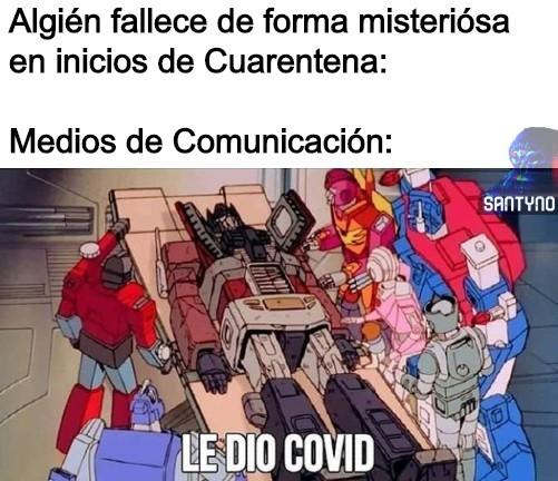 Medios de comunicación chilenos - meme