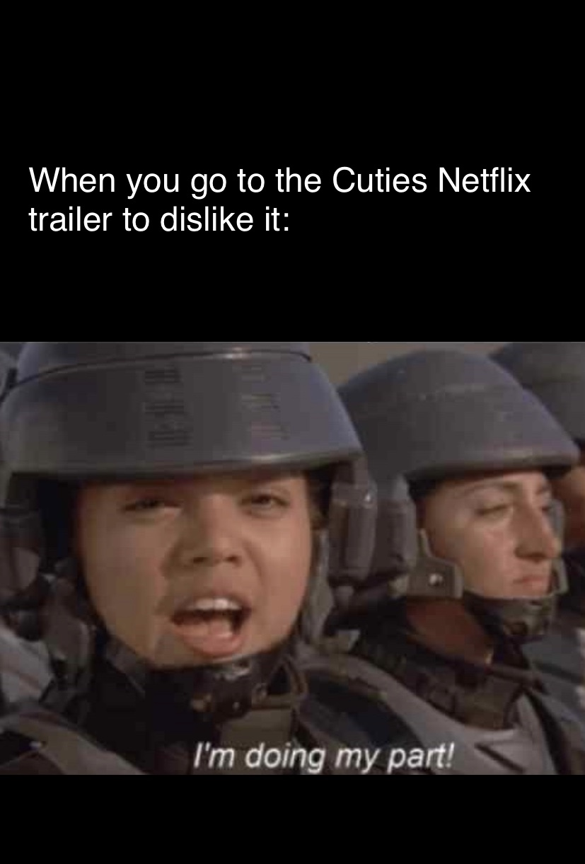 Everyone do your part - meme
