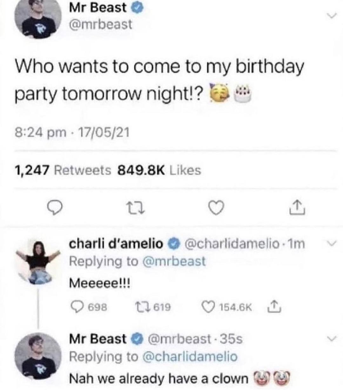Mr beast - meme