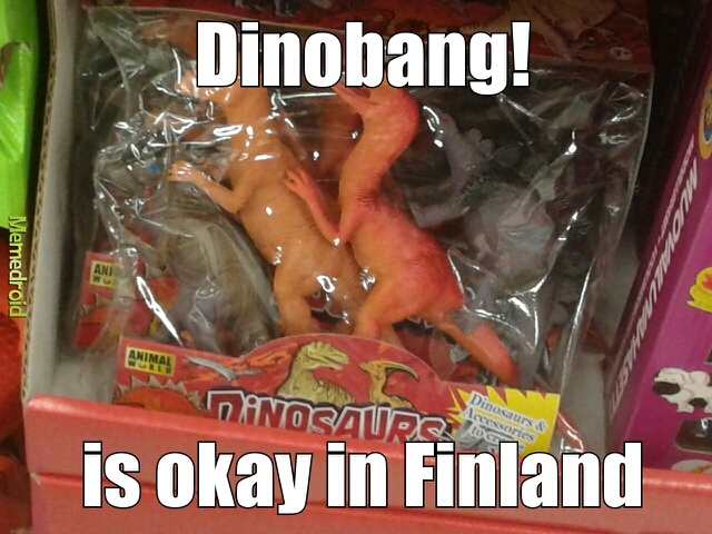 saw this at finnish store - meme