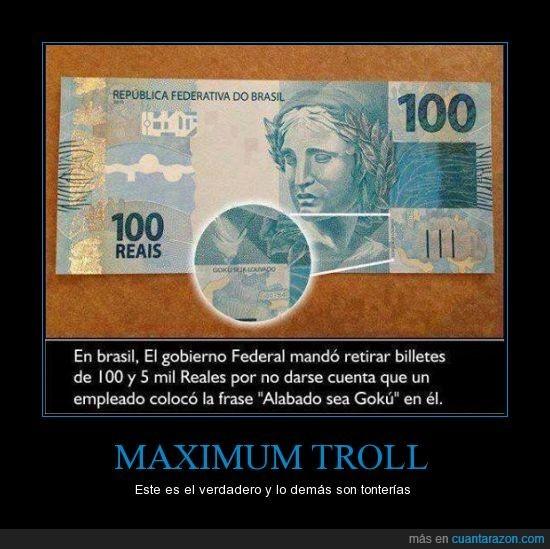 maximum troll
