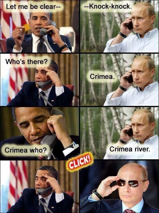 Putin the Soviet Union back together. - meme