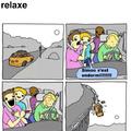 À comparer a la fatigue au volant, mon profil n'est pas dangereux :p