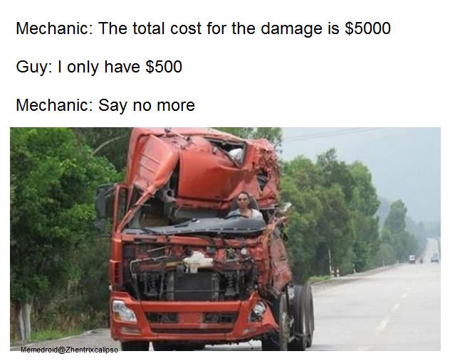 Dank truck memes