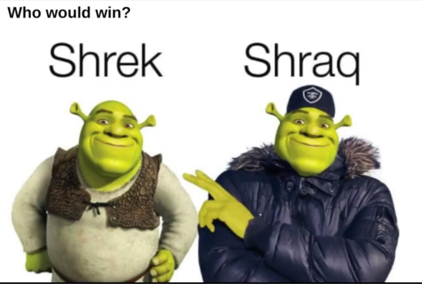 Big shraq - meme