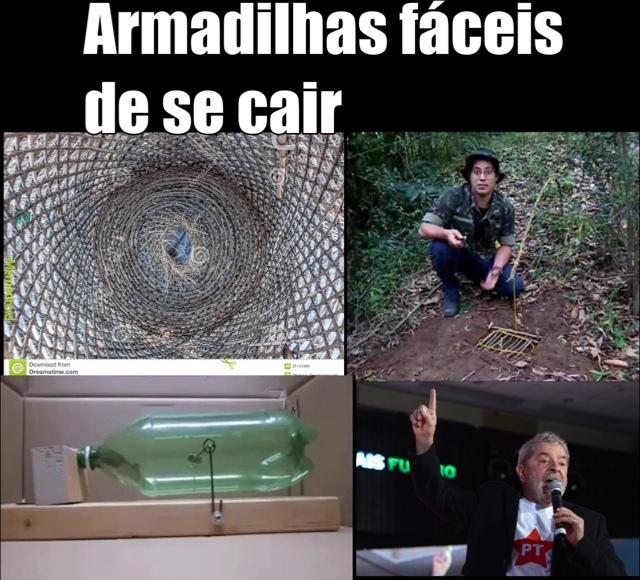 #luladrão na cadeia - meme
