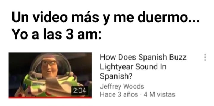 Buzz flamenco - meme