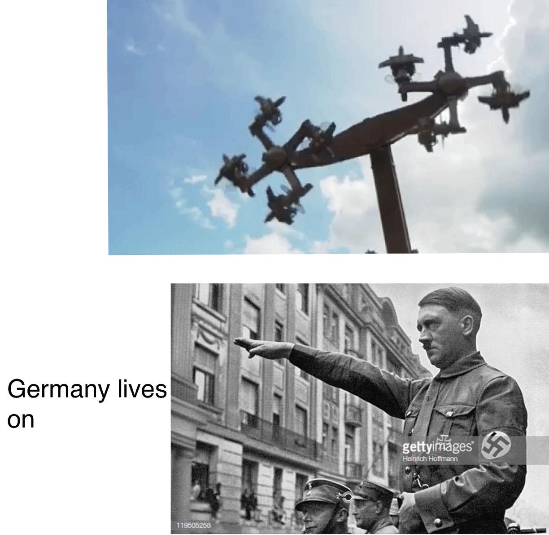 Hitler is so proud of you - meme
