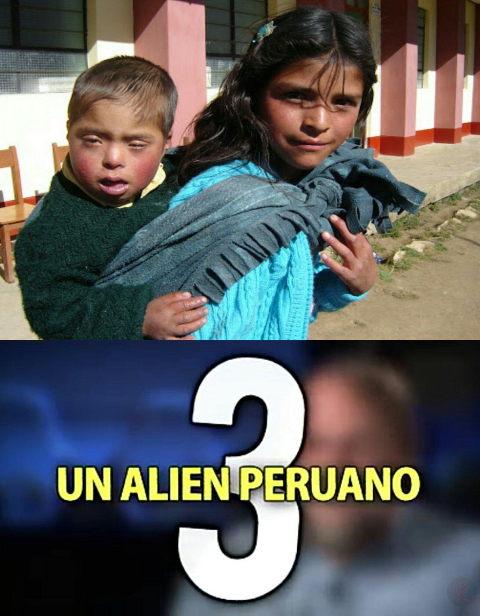 Ouuu re extraterrestre - meme