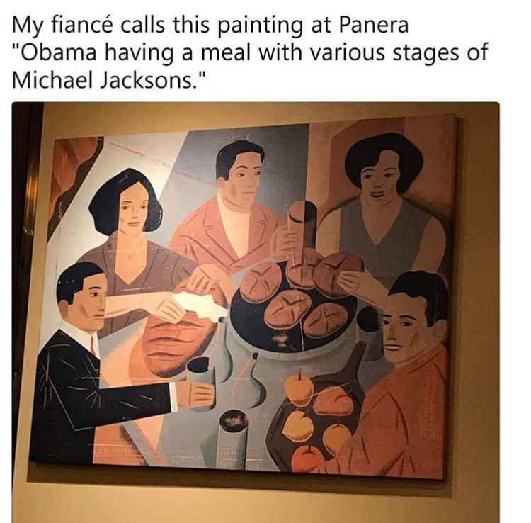 The Jackson Four - meme