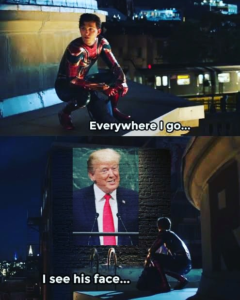 There was an idea to Make AmericaGr8 - meme