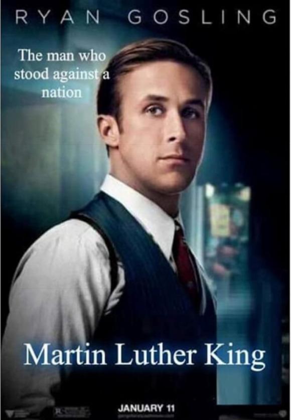 Ryan Gosling - meme
