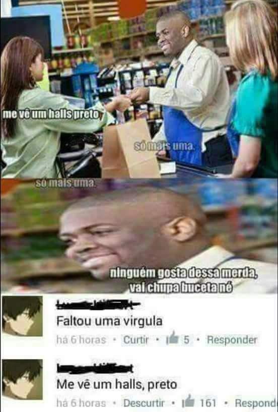 Halls - meme