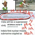 India will be a superpower by the year 2030 and we well f u up good hahahaha