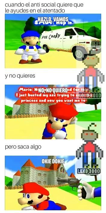 Original smg4 - meme