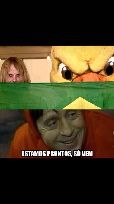 Vai Brasil - meme