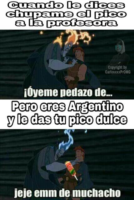 Chilean laughs intensifies - meme