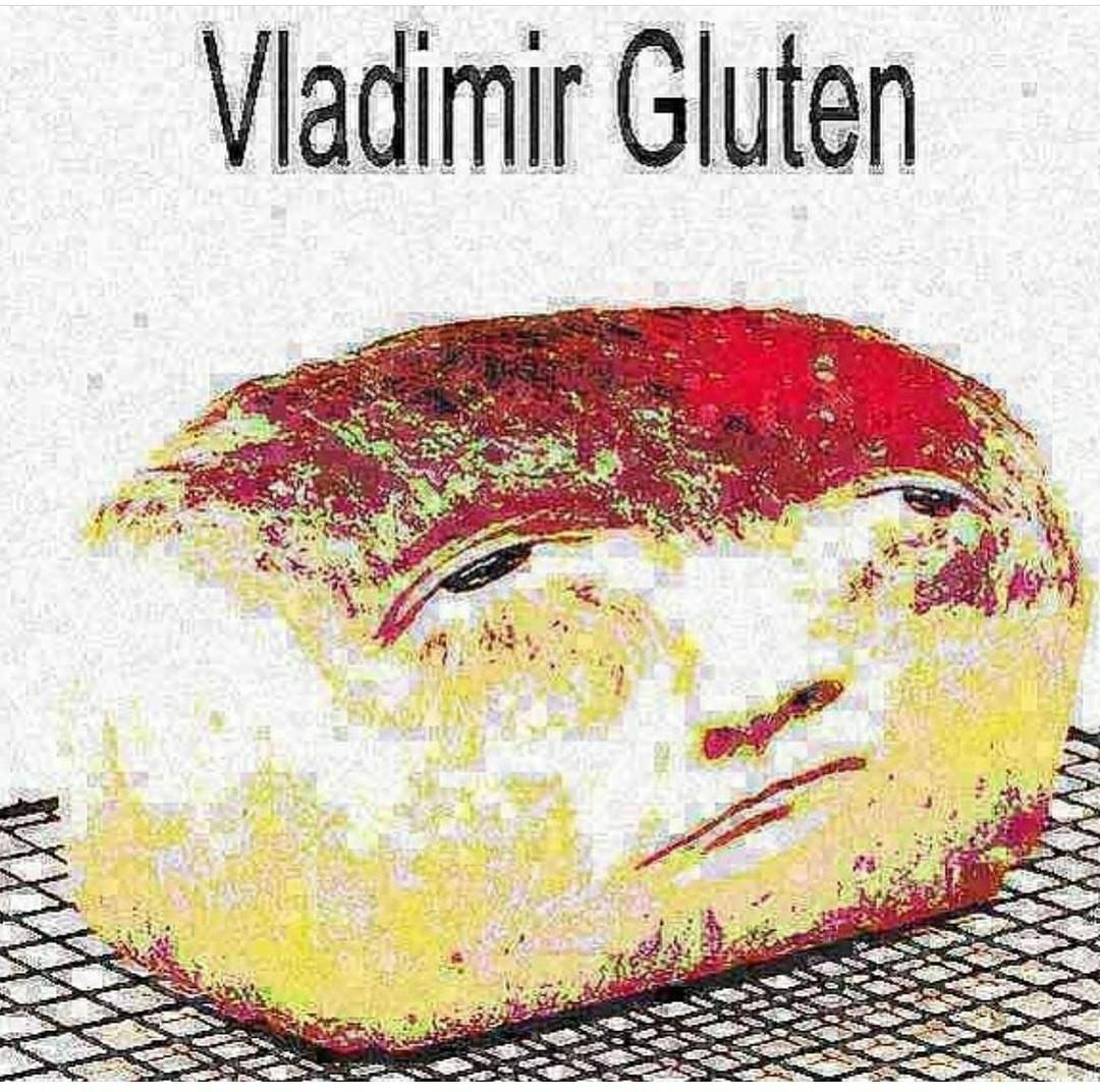 Vladimir Gluten - meme