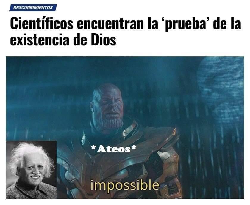 Si existe - meme