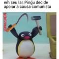 Pingu vermelho