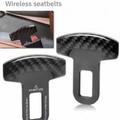 Wireless seatbelts