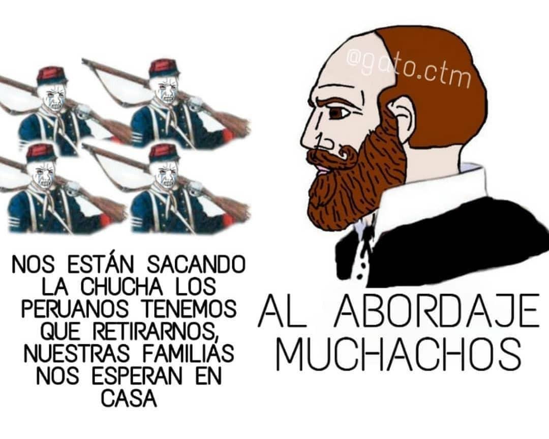Viva Chiloe - meme