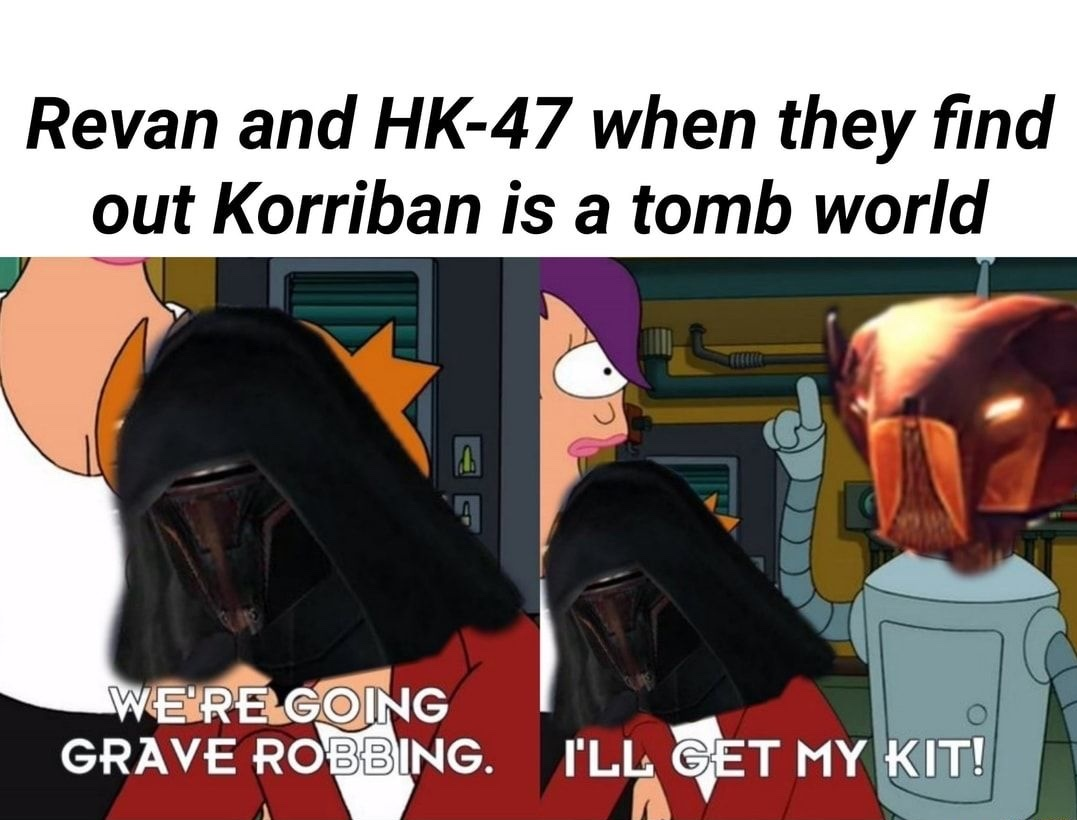 kotor - meme
