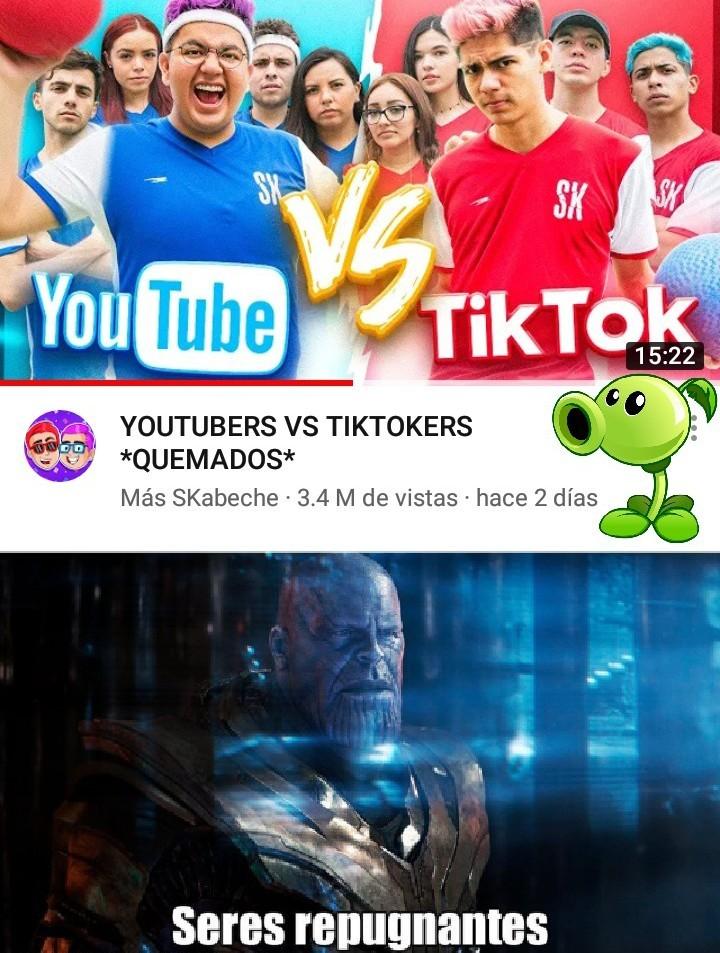Que les pasa a las recomendaciones de YouTube - meme