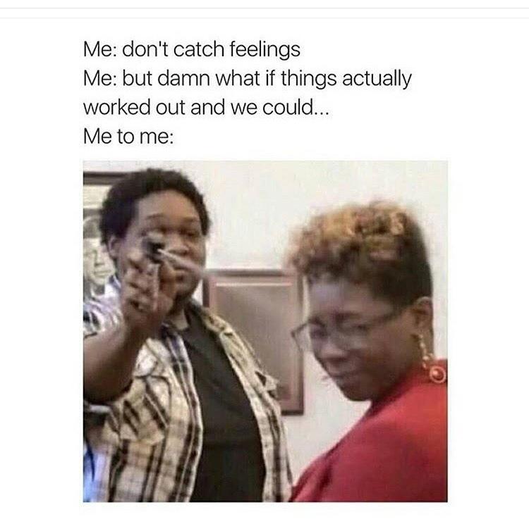 black memers are ok too