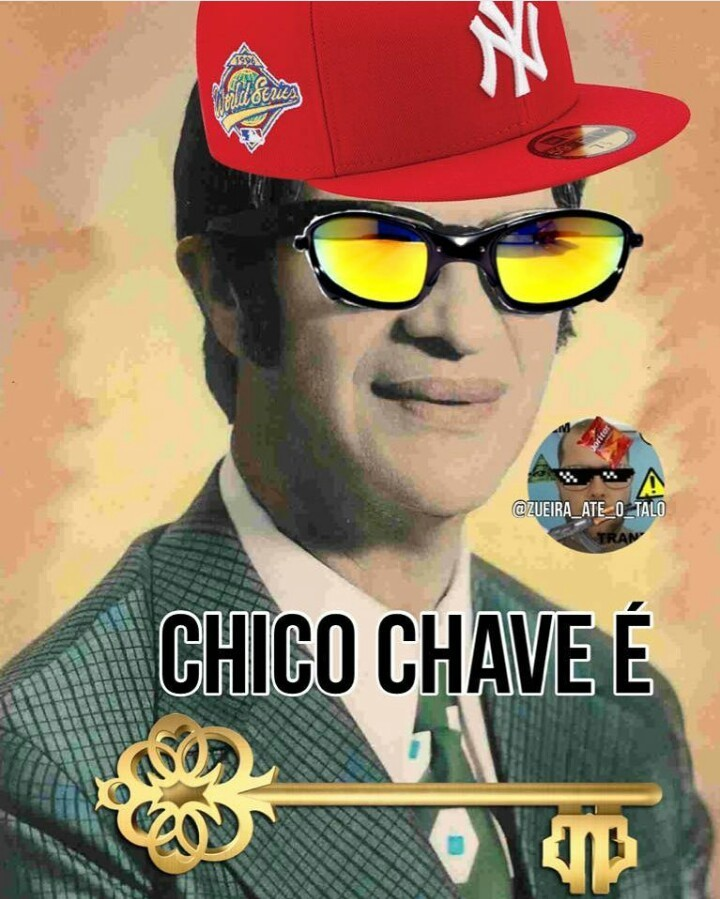 Garoto Chave - meme