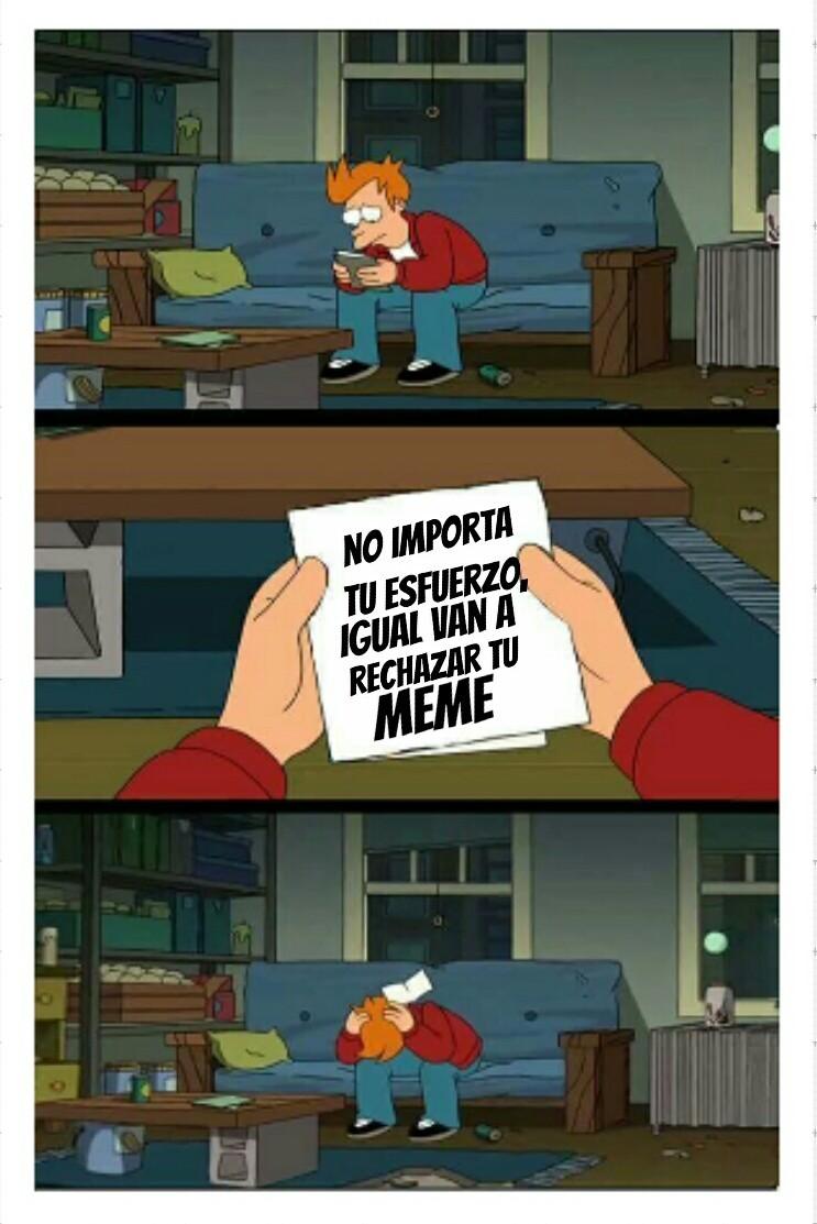 Cierto :( - meme