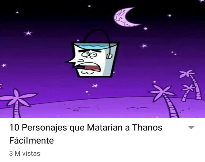Teme villano - meme
